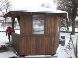 Výroba a montáž dřevěného altánu Borovník