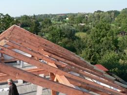 Výroba a montáž CNC krovů Břeclav